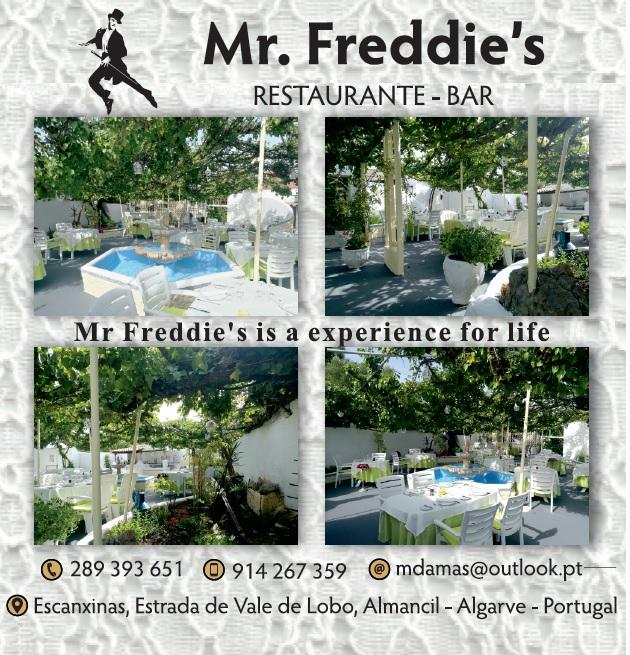 Mr Freddie's