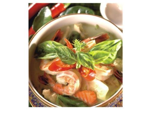 Thai Garden food