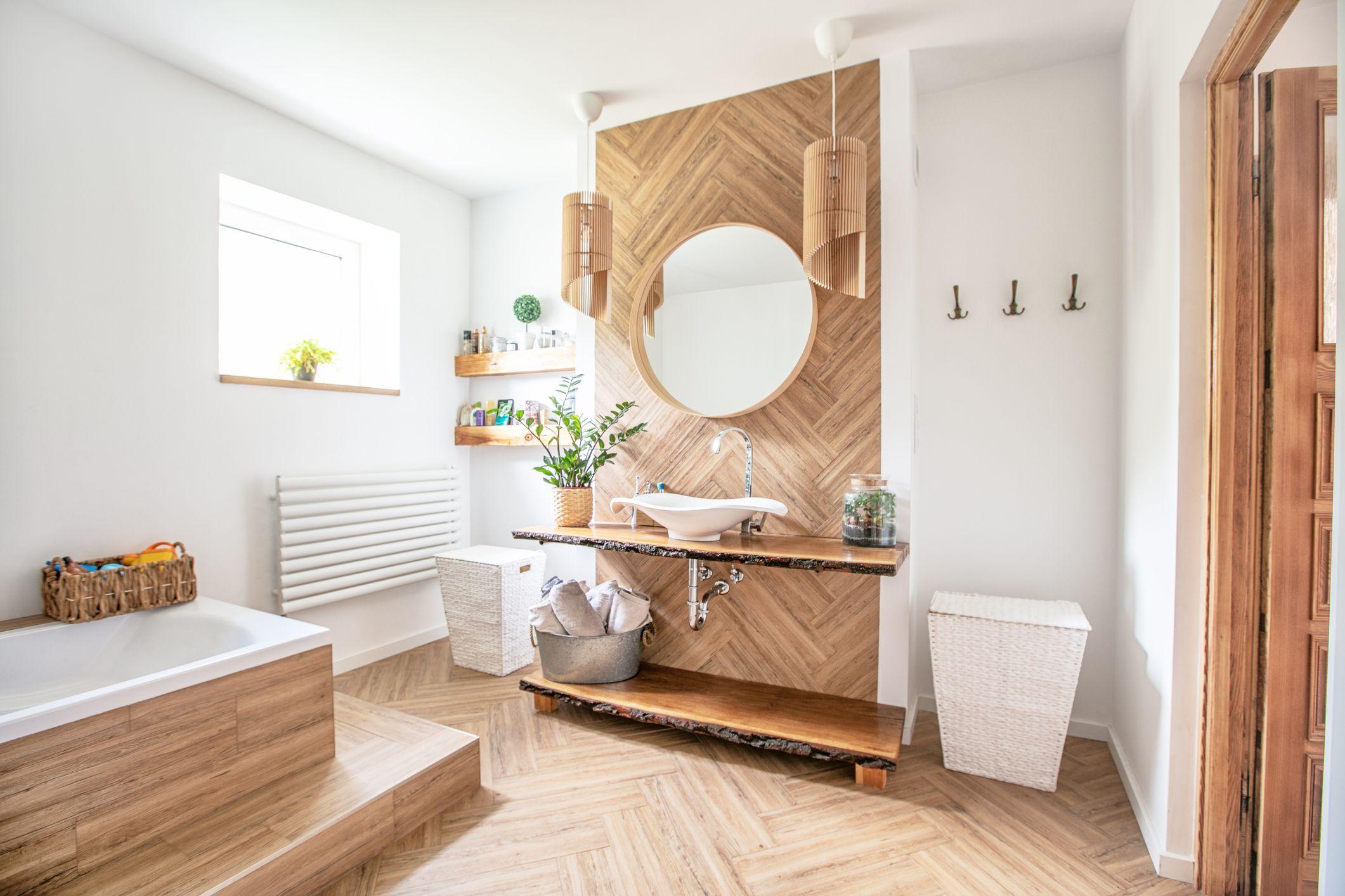 woodenbathroom
