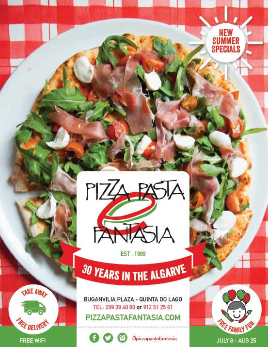 Pizza Pasta e Fantasia