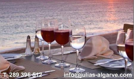 Julias Beach Restaurant